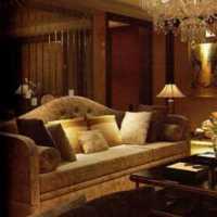 唯美客厅背景墙沙发装修效果图