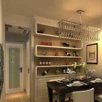 二居室灯具窗帘茶几装修效果图