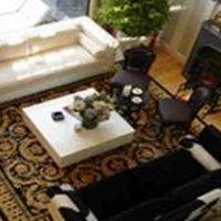 梳妆台书架三居室富裕型装修效果图