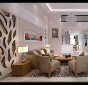 经济型白领现代简约三居室中式精装房120-150平米
