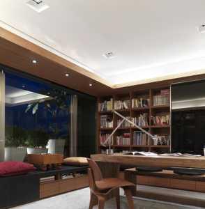 客厅古风装修
