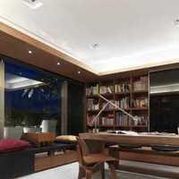 韩式白色实木沙发装修效果图