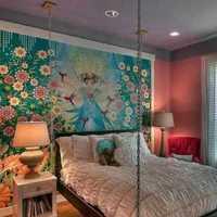 欧式卧室配饰装修效果图
