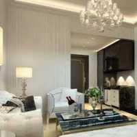 100平米两居室装修5万