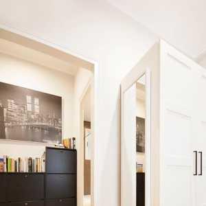 北京思雨易居装饰工程设计有限公司_包国俊_【提炼黑白配】120平米三居室现代简约风格_3