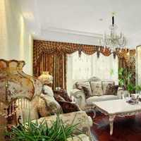 沙发现代客厅背景墙样板房装修效果图