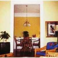 現代三室兩廳效果圖