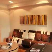客厅100平米别墅装修效果图