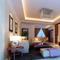 别墅现代简约客厅吊顶客厅装修效果图
