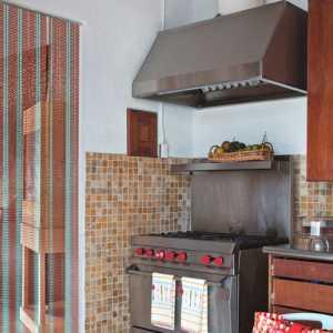 厨房家用台装修效果图