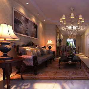 美式客厅凳