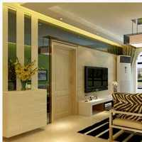 80平米中式一居室装修效果图