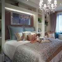 白色卧室家具装修效果图