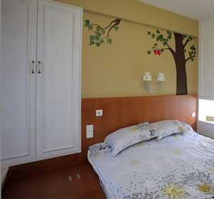 68平米兩室一廳裝修效果圖清包果然省錢