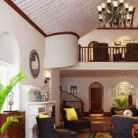 时尚温馨客厅环境装修效果图