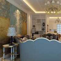 台灯客厅客厅家具复式楼装修效果图