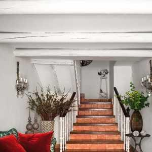 地中海風格客廳裝飾