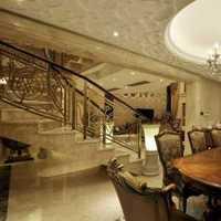现代别墅明媚居家式起居室装修效果图