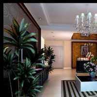 简约客厅槭木组合电视柜装修效果图