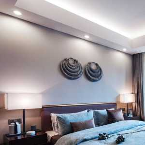 三居室裝修富裕型裝修溫馨公寓裝修效果圖
