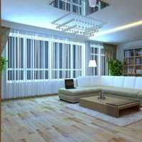 92平混搭客厅装修效果图