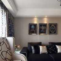 现代沙发玻璃墙装修效果图