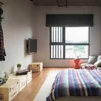 简约经济型卧室装修效果图