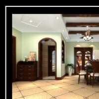 装修两居室技巧复式样板间设计