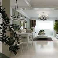 婚房沙发大户型简约装修效果图