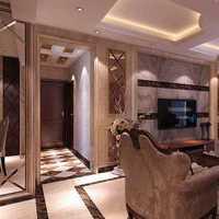 中式豪华型古典餐桌装修效果图