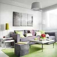 現代風格兩居室餐廳效果圖