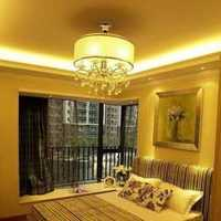 浓重田园风欧式现代卧室装修效果图