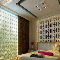 小户型客厅隔断卧室装修效果图