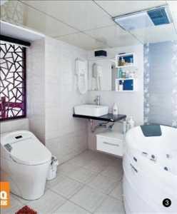 分离式卫生间装修效果图