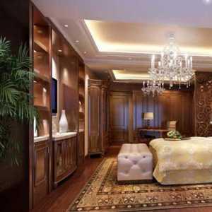 北京3万元90平米房子装修效果图