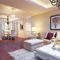 中式沙发交换空间装修效果图