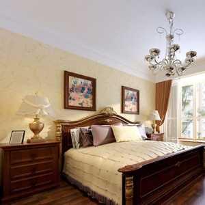 男孩卧室高低床装修效果图