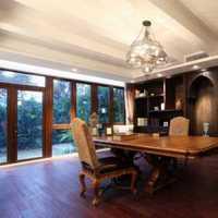 现代高贵时尚别墅起居室装修效果图