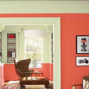 欧式 橙色系 门厅