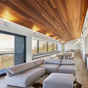 劳伦森滑雪小屋设计