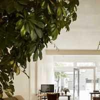 美式客廳沙發背景墻裝飾畫效果圖