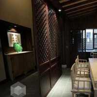 日式现代家居玻璃茶几装修效果图