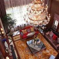 住房面积150平方米房客厅70平方米的简装图