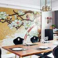 混合型风格三居室客厅床效果图