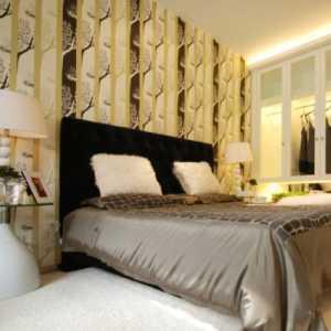 卧室梯子床装修效果图