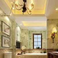 混搭风格单身公寓厨房唯美门厅灯池效果图