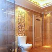 中式四居装修效果图