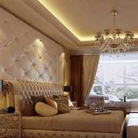 卧室窗帘卧室家具窗帘现代装修效果图