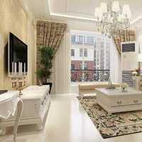 客厅吊顶简欧茶几客厅装修效果图