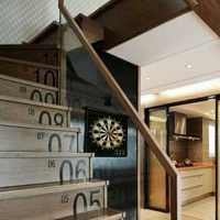 厨房40平米混搭可爱装修效果图